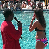DJ Talking to Girl